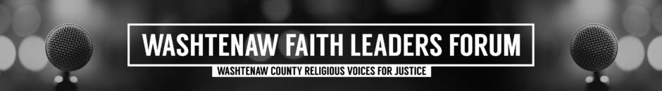 Faith Leaders Forum