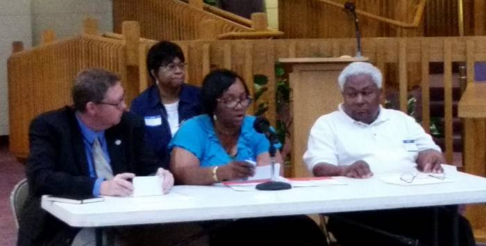 Faith Leader's Forum on Racial Justice and Policing: Audience Submitted Q & A